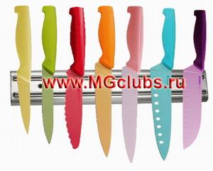 Наборы ножей с антибактериальной защитой Microban